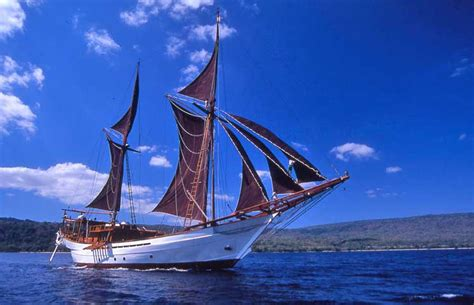 dream boat myanmar silolona yacht offers luxury cruise in indonesia