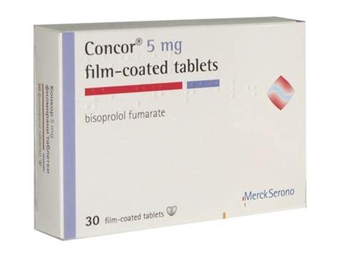 Concor 5 Mg Bisoprolol 5mg buy brand concor medicine low prices no