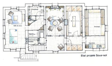 Plan De Loft D Architecte