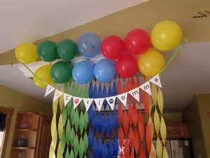 simple home decoration for birthday decorating ideas birthday party theme decorations at home ideas for kids