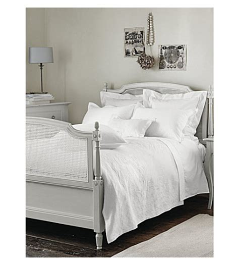 Selfridges Duvet the white company adeline cotton percale duvet cover selfridges