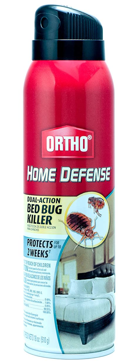 ortho bed bug spray a clean bill september household care feature spray technology marketing