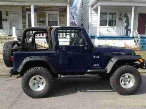 2005 Jeep Wrangler 4 Door Purchase Used 2005 Jeep Wrangler X Sport Utility 2 Door 4
