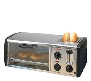 Wide Toaster Aroma Toaster And Toaster Oven Combo Qvc Com
