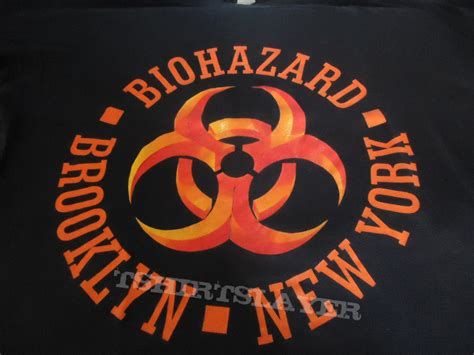 biohazard live dynamo open air biohazard tour shirt 1993 discipline