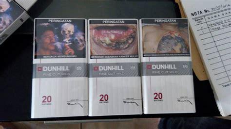Dunhill Cut Mild Isi 20 Batang jual rokok dunhill mild 20 toko