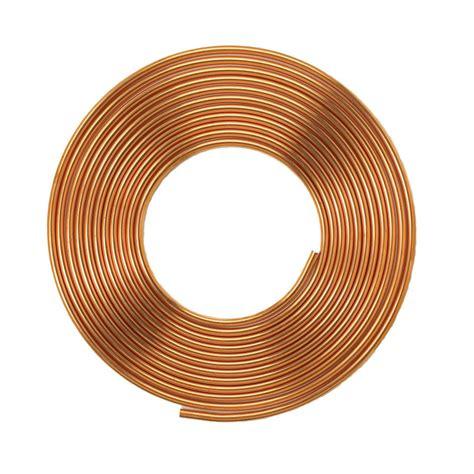 Copper L by Shop Mueller Streamline 1 2 In Dia X 60 Ft L Copper L Coil At Lowes