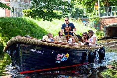 nederland bootje varen sloepen bootje varen breda bootverhuur nl