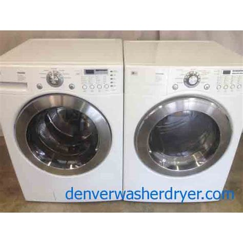 lg tromm washer reviews stackable lg tromm front load washer dryer set 2042