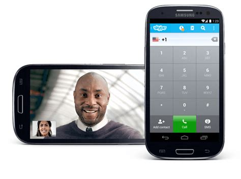 use android as how to use skype on android phone or tablet