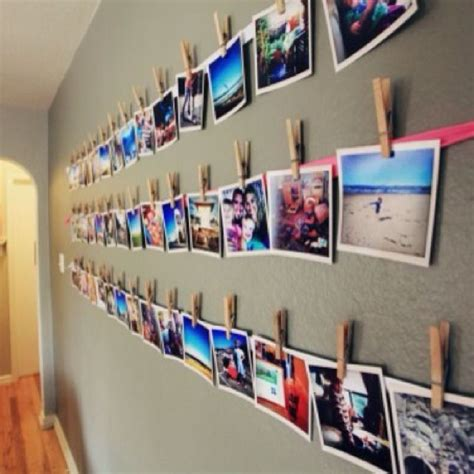 best 25 photo wall decor ideas on picture