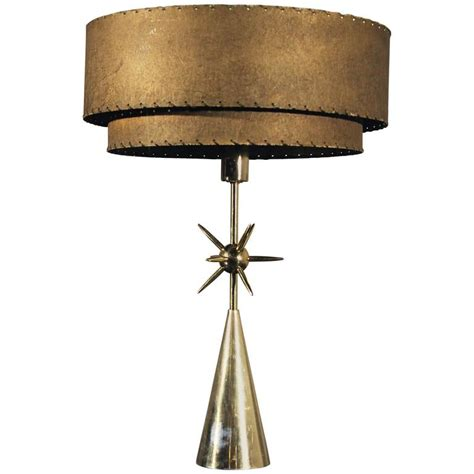 Mid Century L Shade by Mid Century Sputnik Table L By Laurel Lighting With