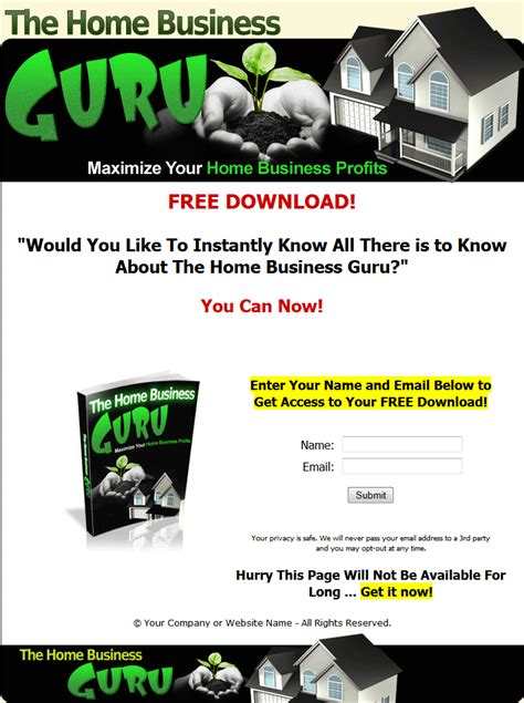 home business guru mrr ebook