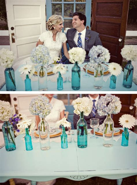 wedding table decorations ideas vintage wedding bottle decoration some recycle ideas in your wedding fashionscute