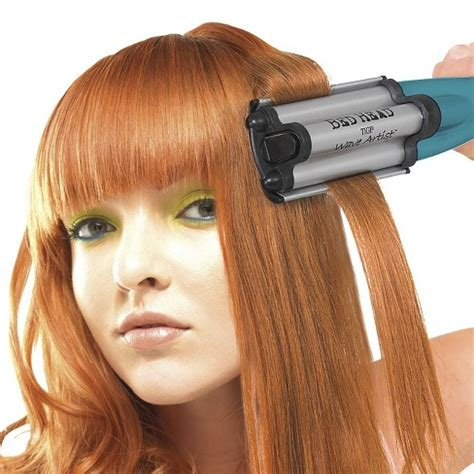bed head waver artist deep waver bed head wave artist tourmaline ceramic deep waver target