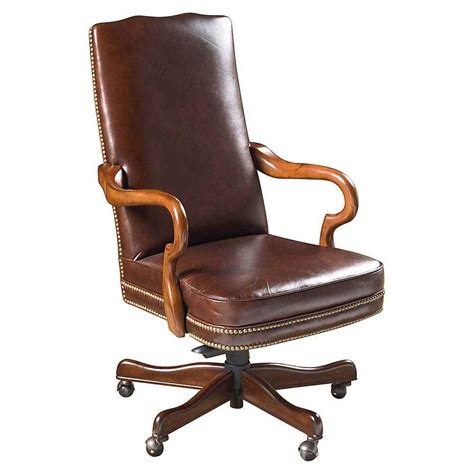 Handcrafted Wooden Chairs - leather office chair plan
