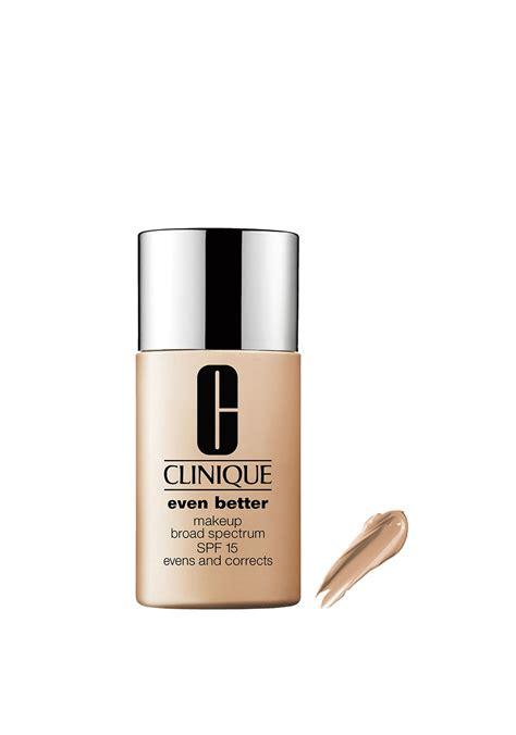 clinique make up even better clinique even better makeup broad spectrum spf 15