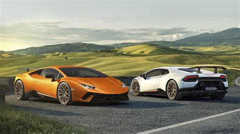 lamborghini huracan wallpaper 2018 lamborghini huracan performante wallpapers hd