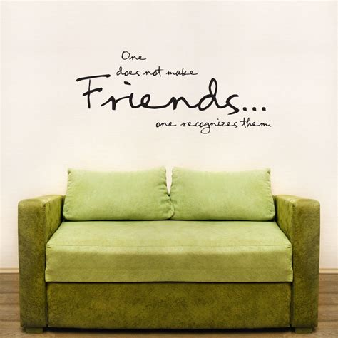 this couch is long full of friendship wall art design ideas green sofa friendship wall art
