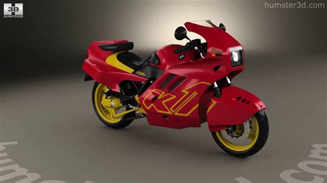 bmw k1 bmw k1 1988 3d model by humster3d