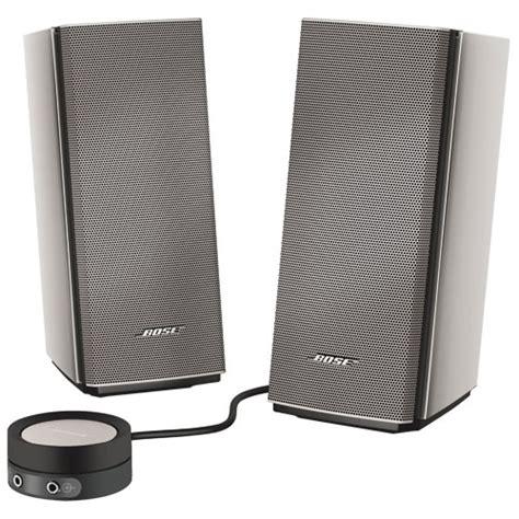 Speaker Bose Companion 20 bose companion 20 multimedia speaker system silver
