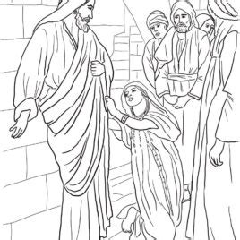 coloring page jesus heals bleeding chevy truck coloring page archives mente beta most