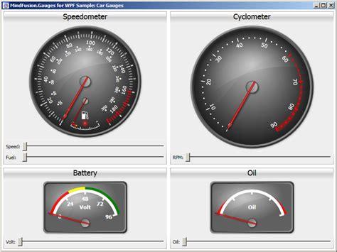 Design A Desk Online wpf controls suite gauges mindfusion ui wpf controls