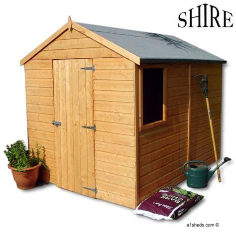 Shed Durham shire durham 8x6 shed