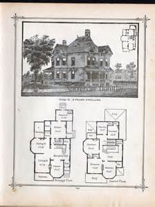 1800s farmhouse floor plans old house plans 1800 s house design and decorating ideas