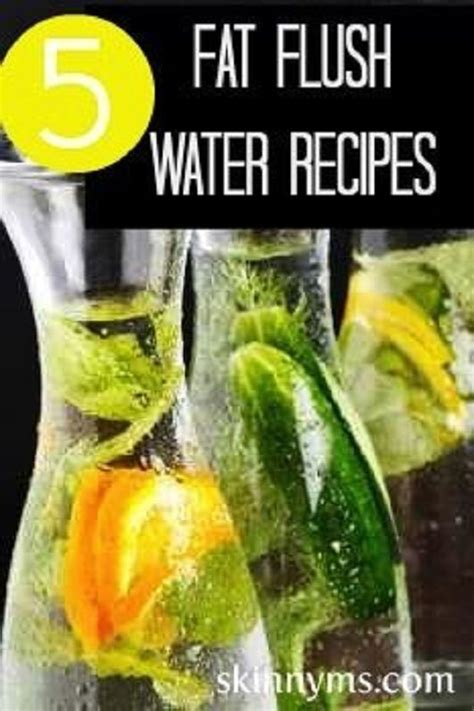 Liver Detox Water Fast by 15 Detox Water Recipes To Flush Your Liver Detox Waters