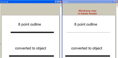 how to join to lines in coreldraw x6 exporting to pdf lines are made much smaller than in file