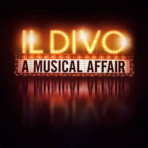 il divo a musical affair il divo a musical affair la portada disco