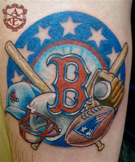 athletic tattoos designs 17 best images about boston sports on