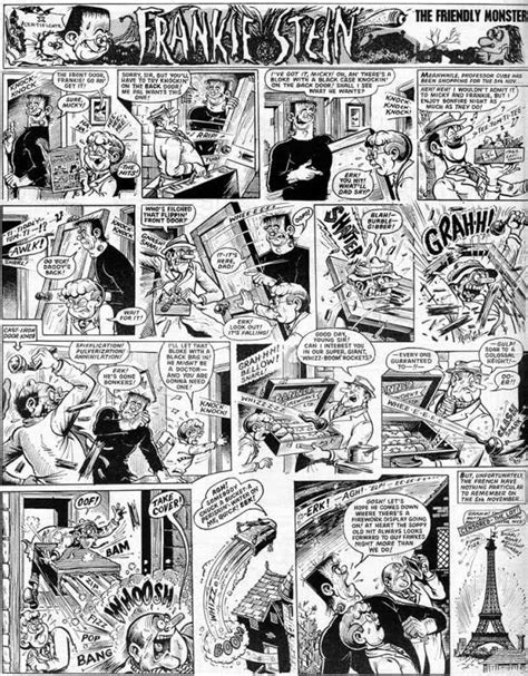 black and white oh the horror comics style black and white 1960s horror show
