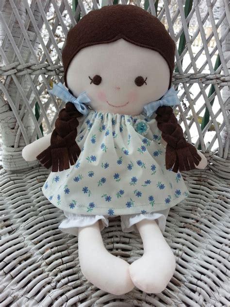 Handmade Ragdolls - my friend molly a handmade rag doll