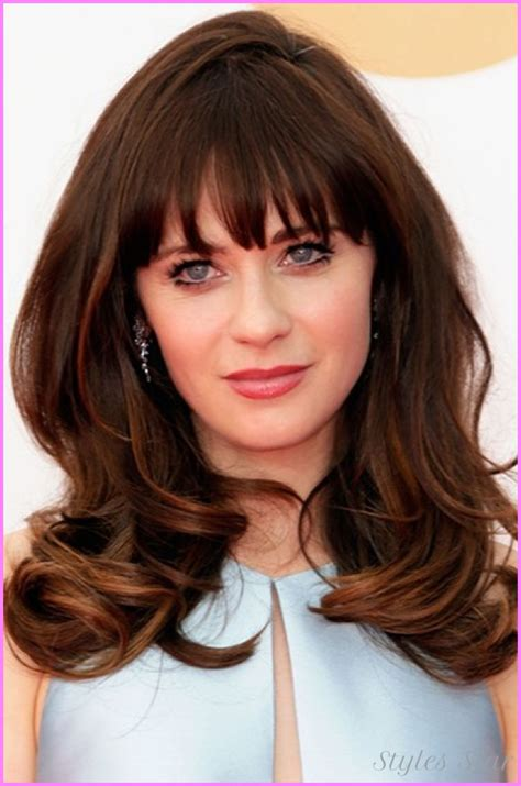 nice haircuts for thick hair good haircuts for girls with thick hair stylesstar com
