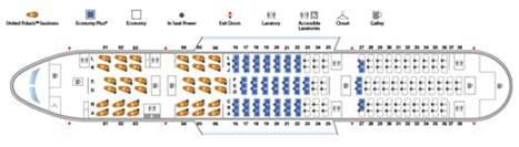 dreamliner floor plan boeing 787 8 dreamliner united airlines