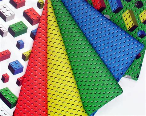 Lego Quilt Fabric bricks fabric quarter lego inspired fq quilting