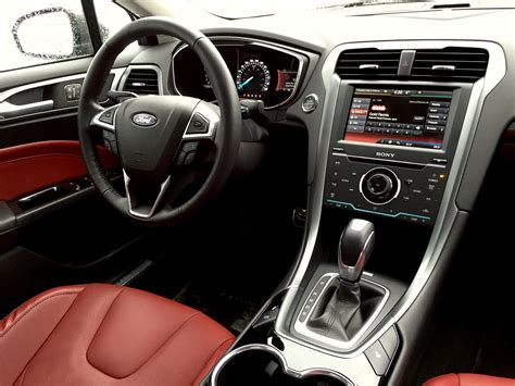 2015 Fusion Interior 2016 ford taurus limited 2017 2018 best car reviews
