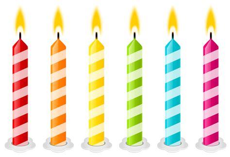 kerzenhalter kindergeburtstag birthday candles png vector clipart image gallery