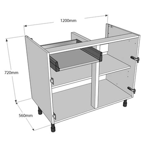 kitchen sink base units now offer 3 levels of delivery for complete kitchens we