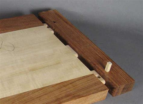 Pinned Mortise Cutting Boards