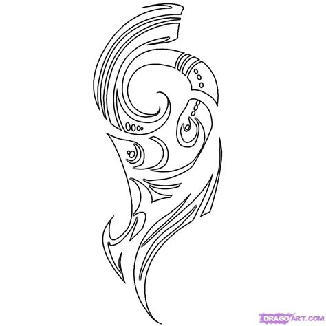 simple tattoo designs to draw cool easy designs to draw on paper