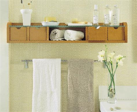Towel Storage Ideas For Small Bathrooms by 33 Clever Amp Stylish Bathroom Storage Ideas