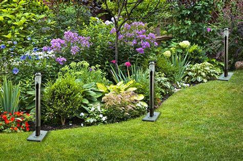 giardini in vaso punti luce da giardino globi in vaso fai da te in giardino