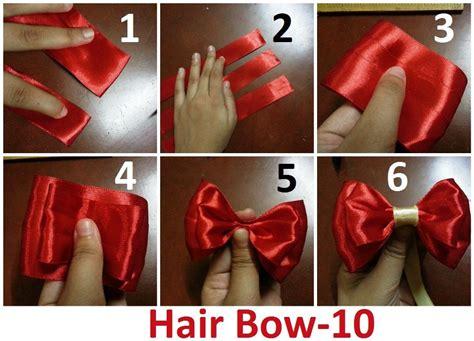 diy hair bows 12 patterns 5 espa 241 ol