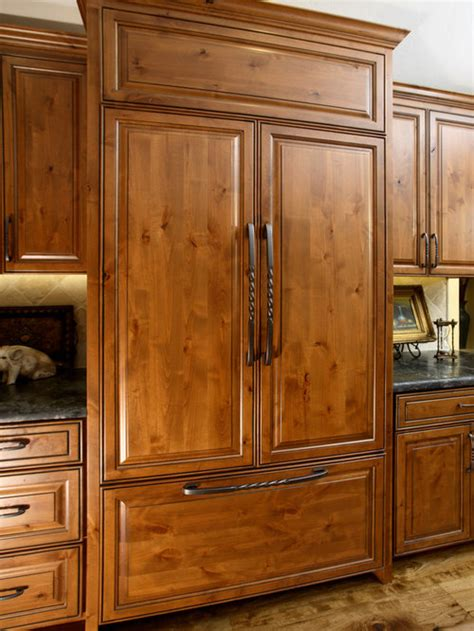 stained knotty alder design ideas remodel pictures houzz