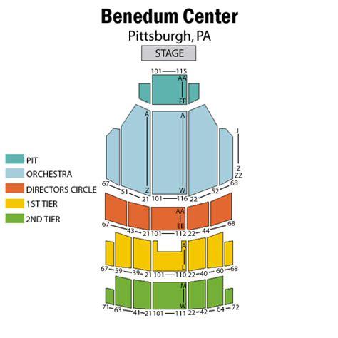 benedum center seating daughtry april 04 tickets pittsburgh benedum center