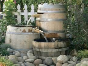 Backyard Drainage Pipe Diy Garden Fountain The Owner Builder Network