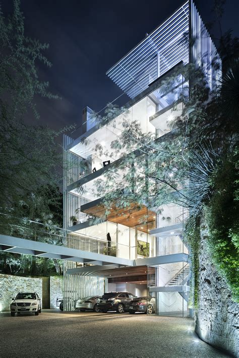 vertical house mir 243 rivera architects archdaily